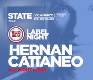 Label night @ State